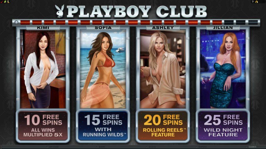 Обзор игрового автомата игровой автомат Playboy (Плейбой): Microgaming